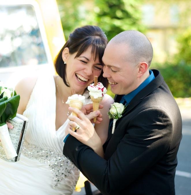 The Burnett Wedding